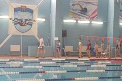 Областные соревнования по плаванию 19-21.04.2018